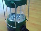 供应LED手摇充电野营灯,露营灯