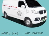 廣州新能源物流車租售電動汽車 4.2米貨車 面包車