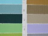 厂家批发高档棉类面料供应纯色全棉家纺布8安帆布