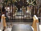 鲜花婚礼 婚庆一条龙服务 高中低档婚礼订制