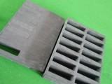 长期生产销售包装盒EVA海绵内托 高密度海绵内衬 包装内托