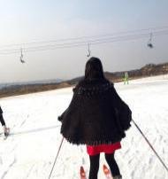 山西滑雪那里找!去九龙滑雪场,活12元买一赠一便宜
