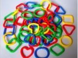 批发益智几何扣环积木 0.35kg儿童玩具益智玩具幼儿园玩具教具