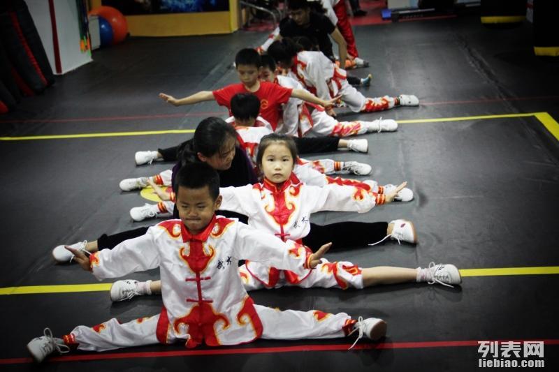 丰台区最顶级的散打泰拳搏击少儿武术拳馆