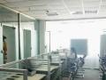 海光寺,新天地大厦284平米,精装隔断,紧邻地铁
