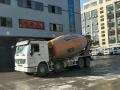 转让 搅拌运输车出售13年豪沃大14方全手续