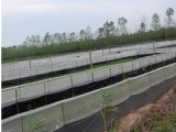 青蛙养殖专用网型号齐全青蛙围网特厚青蛙食台网型号齐全