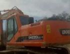 斗山 DH220LC-7 挖掘机         (个人一手斗山