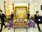 上海寶山殯儀館一條龍做完多少錢電話