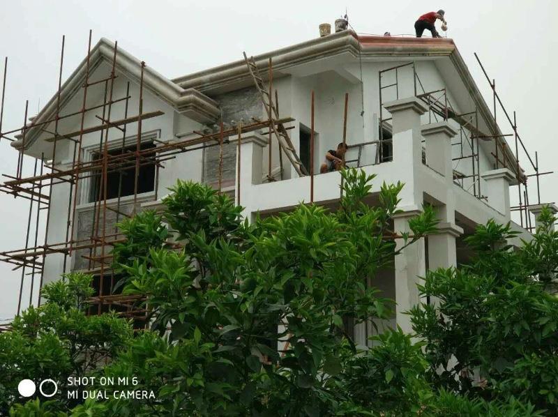 乐山沐川自建房 别墅 小洋房 乡镇房屋 景观设计及施工