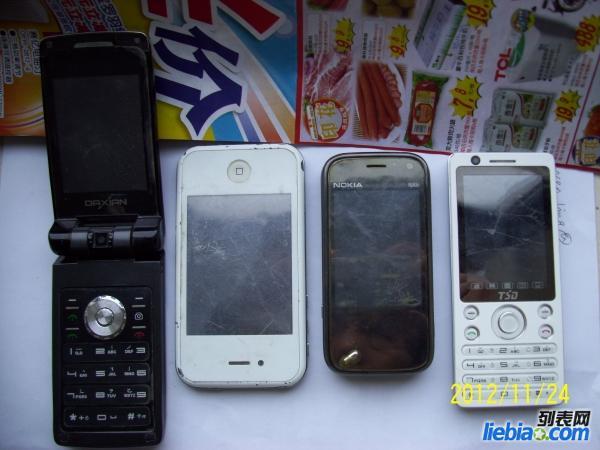 低价出双卡双待手机