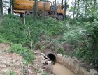 专业环卫车清理化粪池 抽泥浆 高压车疏通下水道 市政管道清淤
