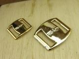 供应饰品配件 KC金色ABS(塑料)蝴蝶结8字扣贴片