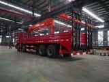 陕汽德龙潍柴340马力配石煤14吨