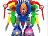 正品奥迪双钻果宝特工2 果宝战神七合一 果宝机机器人儿童玩具
