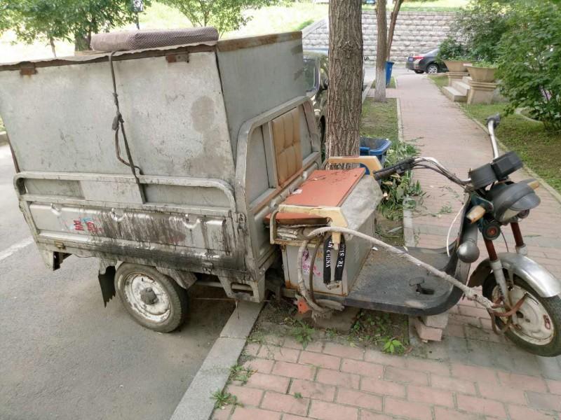 低价出售三轮车,可直接做小生意,出夜市专用
