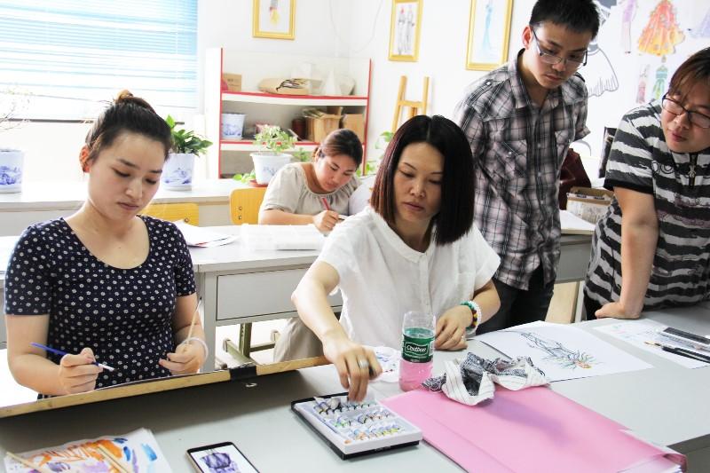 北京金都服装职业学校创办于1988年