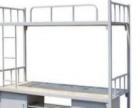 合肥厂家专卖铁架床双层床钢铁上下铺床工地架子床