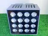 中山厂家供应窄光束罗马柱照射投光灯45w80w100w高亮