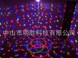 声控遥控水晶魔球七彩灯水晶魔球灯LED舞