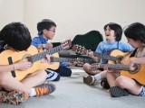 合肥儿童吉他培训 99元包月启蒙课暑假报名了