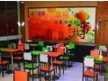 小吃店餐桌低价处理、桌子、椅子、串串叔叔,餐具、麻辣烫、冰柜