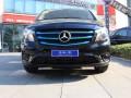 杭州升级改装奔驰V级商务房车平顶7座现车图片价格