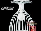 铁艺酒杯灯 单头吊灯 3头餐厅灯 阳台灯