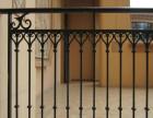 阳台铁艺栅栏护栏-茂宇专业生产厂家-样式可定做