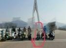 越野摩托车。2元