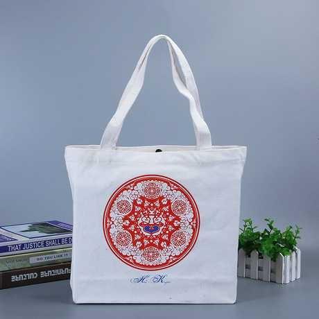 帆布袋棉布袋定制 可印logo
