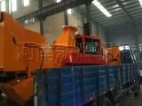 澄迈县绿化树枝粉碎机-移动式木材削片机专业直销商
