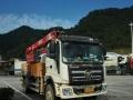 混凝土泵车 福田雷萨 2016年7月入户