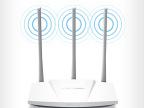 水星 MW310R 无线路由器穿墙王 wifi 300m 三天线无线路由稳定王
