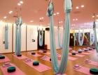 增光路甘家口航天橋附近的瑜伽館