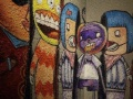 漳州手绘涂鸦墙、装饰画