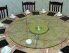 大理石火锅条桌出售