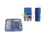 小霞模具/台州PC塑料电表箱模具