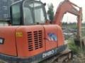 斗山 DX80 挖掘机         (转让斗山挖机一台)