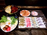 大头虾泰式海鲜米粉 冬季吃火锅的好处