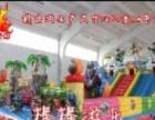 9成新的儿童玩具充气城堡转让