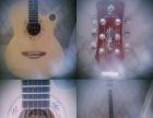 九成新民谣吉他