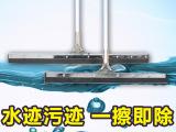 60CM直板推水器 胶皮海绵刮地器 木地板大理石瓷砖刮水器地刮子