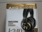 全新 AKG-K240 DF(原装进口)耳机