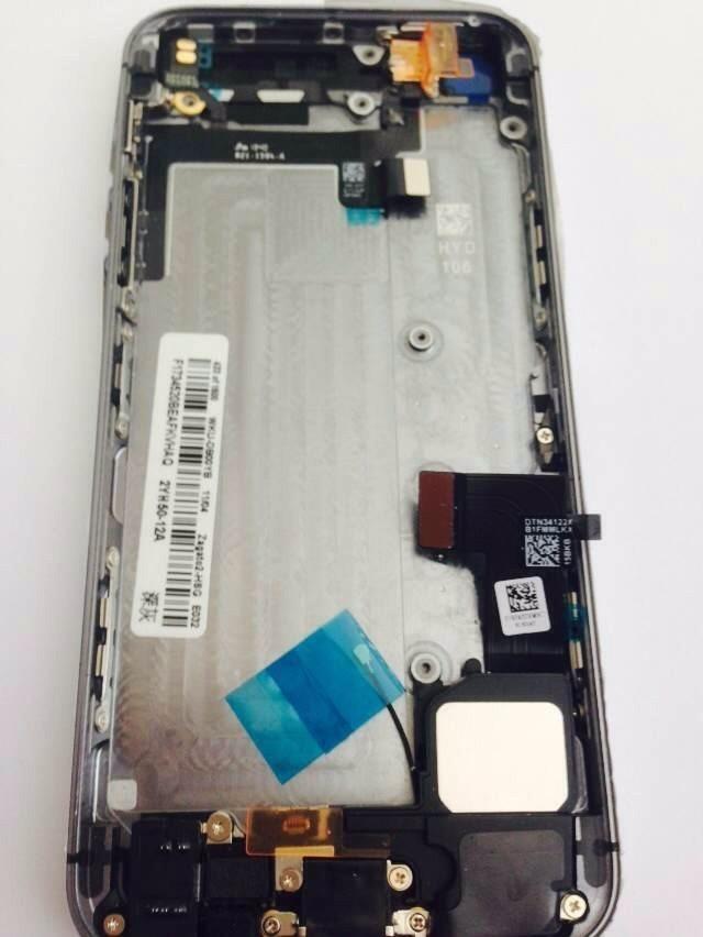 东莞收购OPPO R11s电池盖