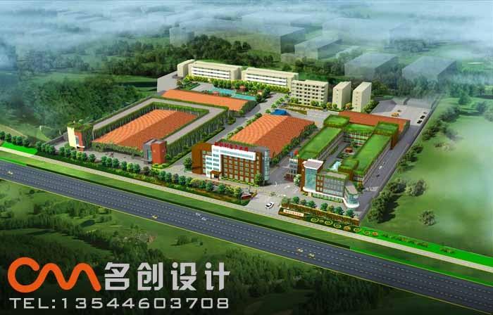东莞专业建筑效果图 效果图制作 3D效果图