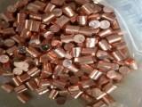 紫铜红铜棒 实心纯铜棒 敲模具铜棒 规格齐全可切割