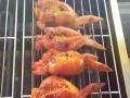 铁板烤鸭肠技术培训 加盟 小吃加盟 面筋 鸡排