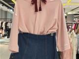 广州歌莉娅品牌女装折扣库存尾货一手货源走份批发