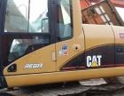 出售进口卡特320C挖掘机,实地测试性能优良满意包运送到家